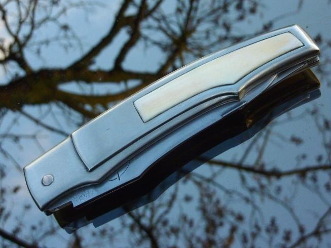 couteau pliant custom
