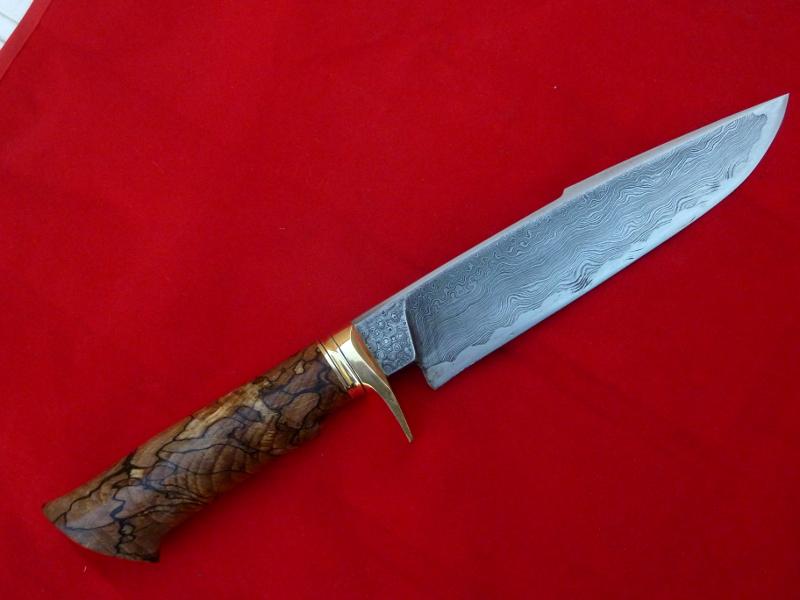 couteau d`art